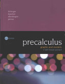 Precalculus  Graphs and Models Plus Mymathlab with Pearson Etext and Video Notebook    Access Card Package