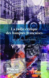 La taille critique des banques françaises