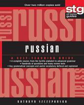 Russian: A Self-Teaching Guide