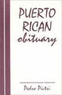 Puerto Rican Obituary