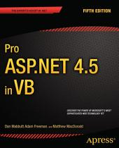 Pro ASP.NET 4.5 in VB: Edition 5
