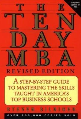 Ten day MBA  The  Rev
