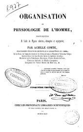 Organisation et physiologie de l'homme...