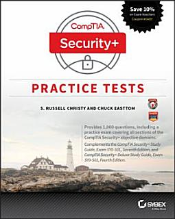 CompTIA Security  Practice Tests Book