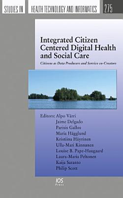 Integrated Citizen Centered Digital Health and Social Care PDF