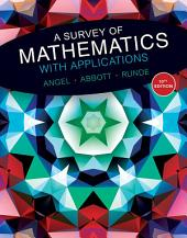 A Survey of Mathematics with Applications: Edition 10