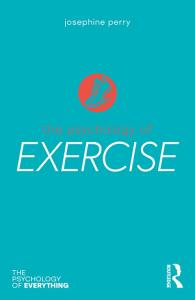 The Psychology of Exercise PDF