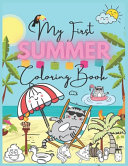MY First Summer Coloring Book
