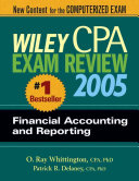 Wiley CPA Examination Review 2005  Financial Accounting and Reporting PDF