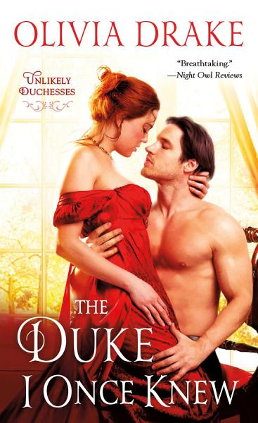 Download The Duke I Once Knew Book