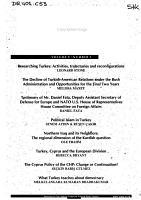 Insight Turkey PDF