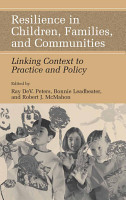 Resilience in Children  Families  and Communities PDF