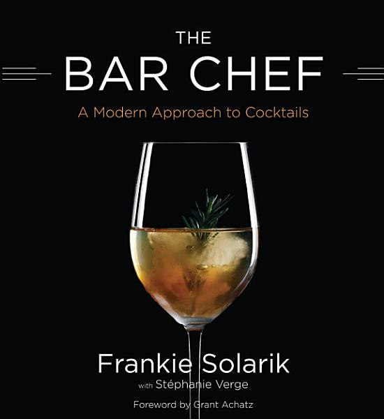 Download The Bar Chef Book