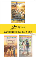 Love Inspired March 2016 - Box Set 1 of 2