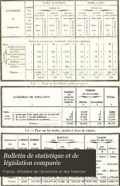 Bulletin de statistique et de législation comparée: Volume16,Numéro2;Volume32