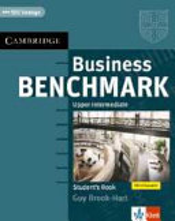 Business benchmark  Upper intermediate   Student s book PDF