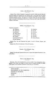 Report from the Select Committee on Railways (rates and Fares): Together with the Proceedings of the Committee, Minutes of Evidence, and Appendix [and Index] Ordered, by the House of Commons to be Printed 27 July 1882, Volumes 1-6
