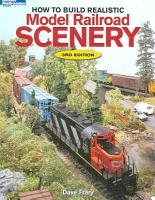 How to Build Realistic Model Railroad Scenery PDF