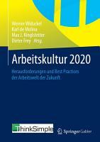 Arbeitskultur 2020 PDF