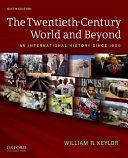 The Twentieth Century World And Beyond Book PDF