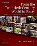 The Twentieth century World and Beyond