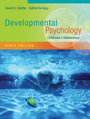DEVELOPMENTAL PSYCHOLOGY  CHIL DHOOD and ADOLESCENCE