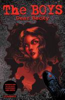 The Boys  Dear Becky Collection PDF