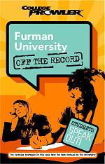 Furman University College Prowler Off the Record