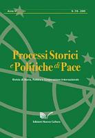 Rivista Processi storici e politiche di pace n  7 8 2009 PDF