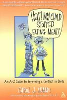Help  My Child Stopped Eating Meat  PDF