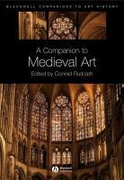 A Companion to Medieval Art PDF
