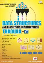 Data Structures and Algorithms Implementation through C
