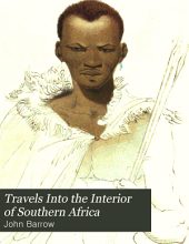 Travels into the interior of southern Africa: in which are described the character and the condition of the Dutch colonists of the Cape of Good Hope, and of the several tribes of natives beyond its limits : the natural history of such subjects as occurred in the animal, mineral and vegetable kingdoms : and the geography of the southern extremity of Africa : comprehending also a topographical and statistical sketch of the Cape Colony : with an inquiry into its importance as a naval and military station, as a commercial emporium; and as a territorial possession