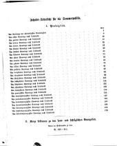 Epistel-Postille für die Sonn- und Festtage des Kirchenjahres: Sommer-Postille : Trinitatisfest bis zum siebenundzwanzigsten Sonntage nach Trinitatis, Band 2