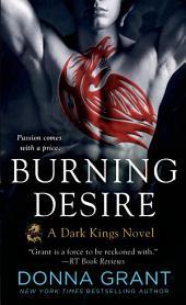 Burning Desire: A Dragon Romance