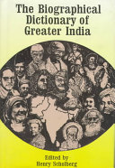 The Biographical Dictionary of Greater India PDF