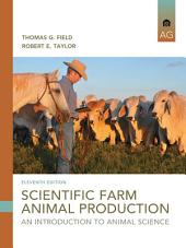 Scientific Farm Animal Production: An Introduction, Edition 11