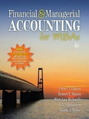 Financial And Managerial Accounting Form MBA S