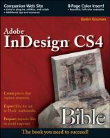 InDesign CS4 Bible PDF