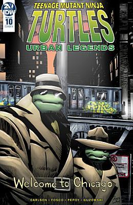 Teenage Mutant Ninja Turtles  Urban Legends  10 PDF