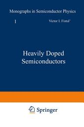Heavily Doped Semiconductors