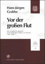 Vor der grossen Flut PDF