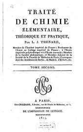 Traité de chimie élémentaire, théorique et pratique: Volume2
