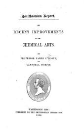 On recent improvements in the chemical arts: Volume 2