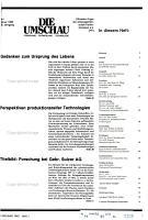 Die Umschau PDF