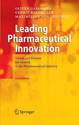 Leading Pharmaceutical Innovation PDF