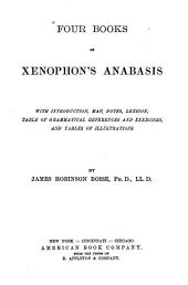 Four Books of Xenophon's Anabasis
