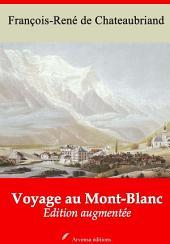 Voyage au Mont-Blanc: Nouvelle édition augmentée