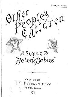Other People s Children Book