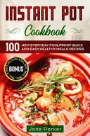 Instant Pot Cookbook Book PDF
